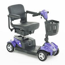 I-Go Vertex Sport, Car Boot, Travel, Portable Mobility Scooter Black / Purple