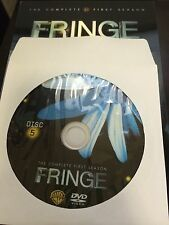 Fringe - Season 1, Disc 5 REPLACEMENT DISC (not full season)