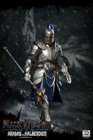 BIO INSPIRED MAGIC KNICHTS Series METAL Armour HALBERDIER THE Aramis 1/6 Figure