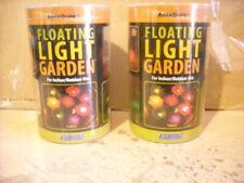 AquaGlow Floating Light Garden~Multi-Color ~Indoor/Outdoor ~Pool-Tub-Spa - (6)