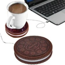 Hot Cookie USB Cup Warmer - Keep Your Hot Beverage Warm