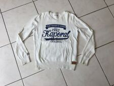 Pull KAPORAL taille 12 Ans blanc