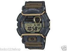 GD-400-9D Green G-Shock 200m Digital Resin Band 200m Casio Sport Men's New