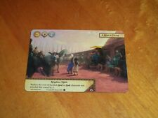 A Noble Cause AGoT LCG 2nd Edition Game of Thrones Alternate Art Promo