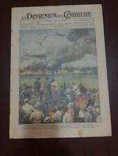 La Domenica del Corriere 1921 N.29 Festa Aerea a Londra - Cirenaica Beltrame