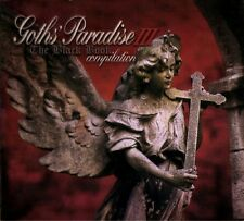 The Black Book Compilation-Goth 's Paradise III - 2cd-LACRIMOSA, dans Extremo...