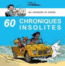 Les chroniques de Starter - Tome 4 - FORMAT NUMERIQUE - Plateforme Izneo