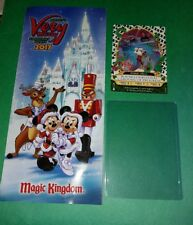 Sorcerers of the Magic Kingdom Card Disney's Very Merry Christmas Party 2017