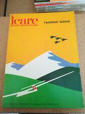 ICARE N°52   L AVIATION SUISSE