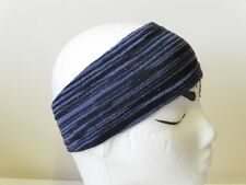 ** Fair Trade ** FABULOUS! Nepalese Striped Hippy Headband Multi Colour (SHB39)