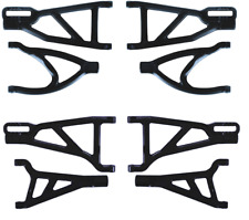 New Traxxas Revo 3.3 & E-Revo Complete RPM A-Arm Set Front Rear Upper Lower Arms