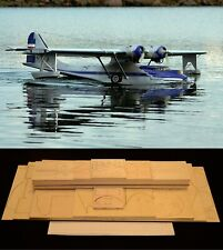 108 in. wing span Catalina PBY-5A R/c Plane short kit/semi kit and plans
