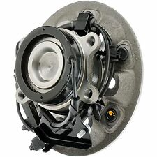 Wheel Bearing and Hub Assembly-RWD Front Left DL515108
