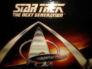 Star Trek The Next Generation - Die komplette Serie, 49 DVD (2015)