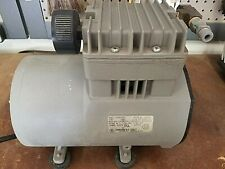 Thomas Industries 3/4 HP 100 psi Air Compressor Model# 1007pk72a 115V. 60htz