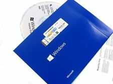 Genuine Microsoft Windows 7 Home premium 64-Bit Installation DVD & License.r