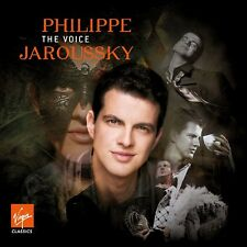 PHILIPPE JAROUSSKY/HAIM/PLUHAR/HÄNDEL/VIVALDI/HASSE/CALDARA -THE VOICE 2 CD NEUF