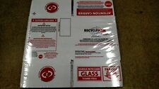 Veolia RecyclePak SUPPLY-123 Consumer CFL Recycling Box Prepaid Return Shipping