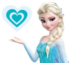 Elsa Frozen Removable Wall Sticker Decal Kids Room Decor Remove Reuse