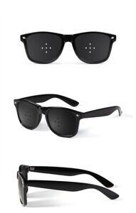 Eyesight Improvement Vision Care Exercise Eyewear Pinhole Glasses Training 5