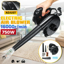 750W Electric Air Blower Vacuum Computer Dust Collector Computer Cleaner