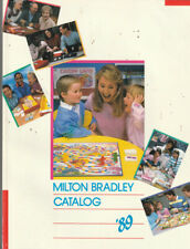 Milton Bradley 1989 Toy Catalog with Yahtzee, Nintendo Games, Life, Candy Land