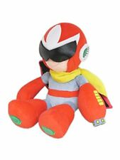 "Sanei Little Buddy 1412 Mega Man All Star Collection 10"" Proto Man Plush Doll"