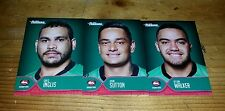 2015 NRL TRADERS FACES OF THE GAME SOUTH SYDNEY 3 CARD TEAM SET SUTTON INGLIS