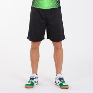 Pantaloncino Calcio Shorts Uomo SPRINTEX 7210 Nero Blu Navy Palestra Sportivo