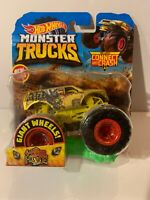 2019 Hot Wheels Monster Trucks 1:64 Scale 4 Wheel Hive 41/50 Connect and Crash