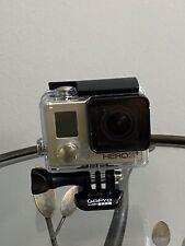 GoPro HERO3+ Camcorder - Black w/ Headstrap And Quickstrip