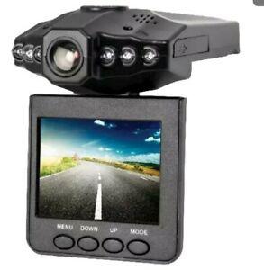 "HD Car Dash Dashboard Cam Camera Recorder LCD DVR 2.5"" Screen SD Card Slot Inc"