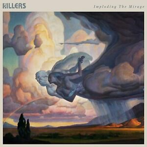 The Killers - Imploding The Mirage [CD] Sent Sameday*