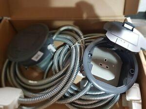 Legrand Electrak Underfloor Socket Outlet 3pin 13a Under floor Smart Home Hoover