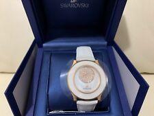 SWAROVSKI OCTEA CLASSICA ASYMMETRIC  ROSE GOLD WOMENS WATCH 5095482 NEW