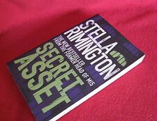 SECRET ASSET  ~ Stella Rimington Intelligent  TENSE TERRIFYING  Undeniably pacey