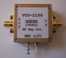 2050-2150MHz Voltage Control Oscillator VCO-2100, SMA