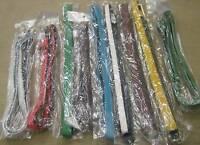 80s RETRO SKINNY BELT,GREEN,WHITE,RED,TURQ,YELLOW one size pu
