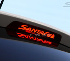 Brake Light Lamp Decoration Mask Cover for Hyundai 12-13 Santa Fe w/Tracking No.