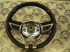 10-12 Chevrolet Camaro SS OEM Steering Wheel Assembly Black w/ Controls Manual