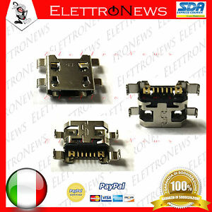 Connettore carica ricarica micro usb LG G4 H815 lg nexus 5 d820 d821 plug A021