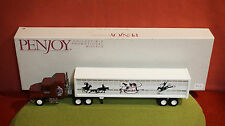 Penjoy 1:64 Scale diecast Truck Pa. High School Rodeo Assoc.