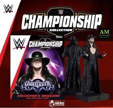 """Wrestling - Wwe - Eaglemoss 1:16 - The """" Undertaker """" Scale Figure Statue"""