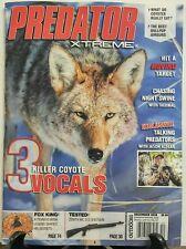 Predator Xtreme Dec 2016 3 Killer Coyote Vocals Night Swine FREE SHIPPING sb