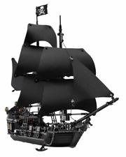 Black Pearl Neu! Fluch der Karibik LEGO-ing Blocks Piratenschiff, #4184 Militär