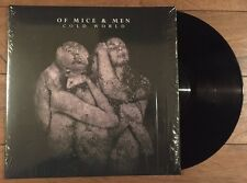 Of Mice And Men Cold World Solid Black Vinyl Ltd/200 Memphis May Fire