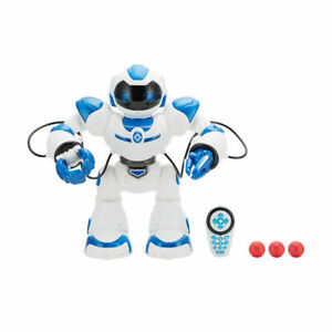 Kid Robot Intelligent Smart Talking Robot Programmable Toy T2O RC Robot TC