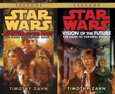 Star Wars HAND OF THRAWN DUOLOGY by Timothy Zahn PAPERBACK Collection Books 1-2