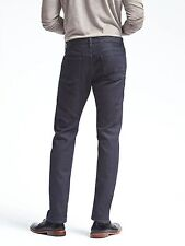 Banana Republic Men's Pant  Slim Japanese Traveler Jean NWOT Blue 30x30