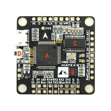 Matek F405-OSD BetaFlight STM32F405 Flight Controller Built-in OSD Inverter for